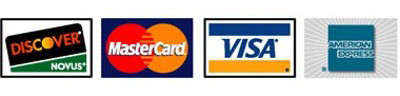 Use these Credit Card for Telephone or Online reservations.